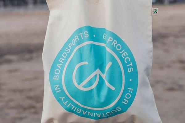 bolsa de algodon reutilizable