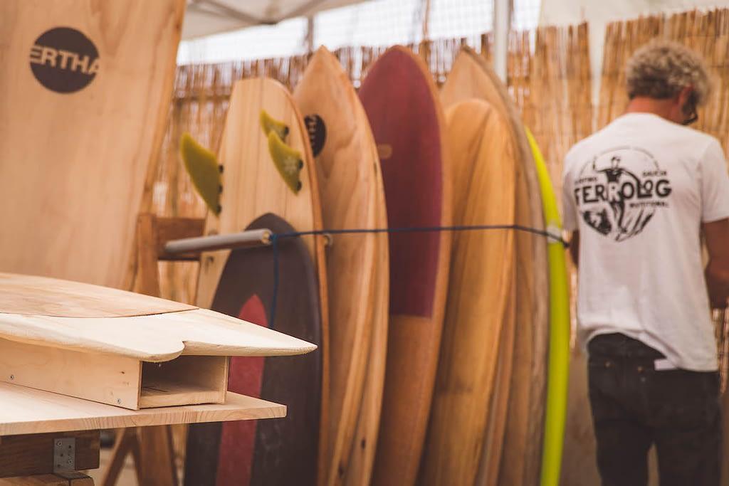tablas surf sostenible