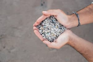 pellet pollution contaminacion pellets